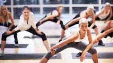 Indoor Aerobics