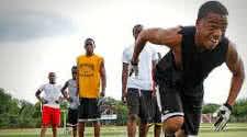 Minority Athletes
