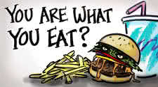 You are what you eat