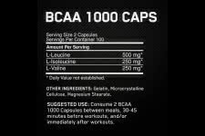 BCAA 1000 by ON