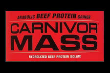 Carnivor Mass by MuscleMEDS