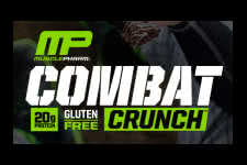 Combat Crunch Bar by MusclePharm