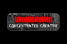 Underground Concentrated Creatine