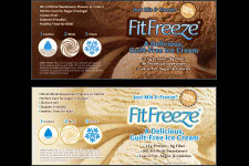 Protein Ice Cream by FitFreeze