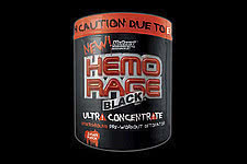 Nutrex Hemo Rage Black Ultra Concentrate Reviews
