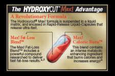 Hydroxycut Max Pill