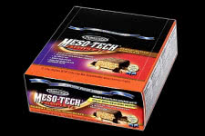 Muscletech Meso Tech Complete Bars Reviews