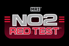 NO2 RED TEST by MRI