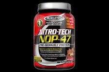 Muscletech Nitro-Tech NOP-47 Reviews