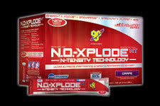 NO-Xplode Single Packets