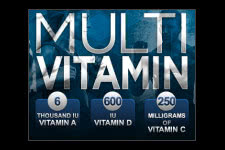 Vitamins by Higher Power