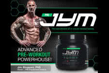 Pre Jym by JYM Supplement Science