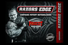 Lee Priest Nutrition Razors Edge Reviews