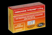 Thermogenic Thyrotabs 0.05mg Reviews