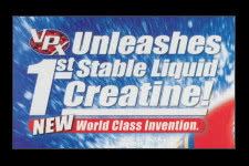 VPX Unleashes 1st Stable Liquid Creatine